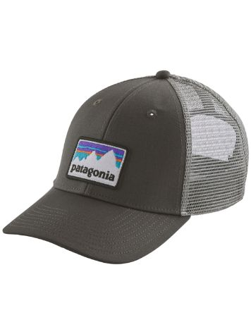 Patagonia Shop Sticker Patch Lopro Trucker Cap