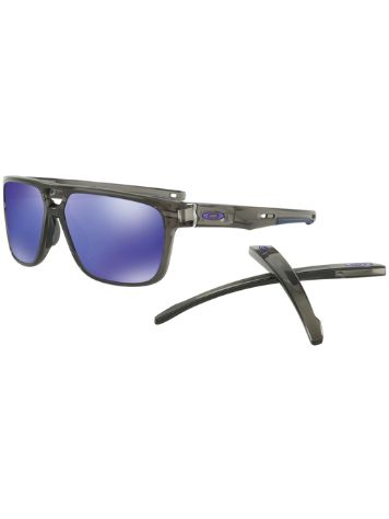 Oakley Crossrange Patch Grey Smoke Sonnenbrille