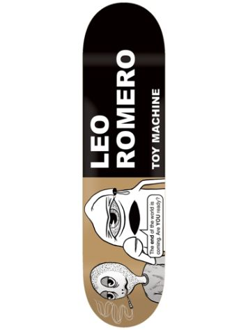 Toy Machine Romero Tracts 8.125'' Skateboard Deck