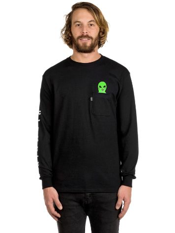 Rip N Dip Lord Alien Pocket T-shirt