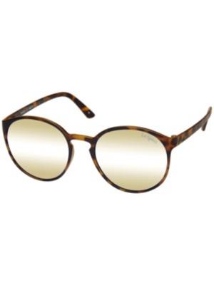 Le Specs Swizzle Matte Tortoise gold mirror Gr. Uni