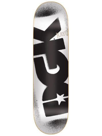 "DGK Price Point White 8.5"" Deck"