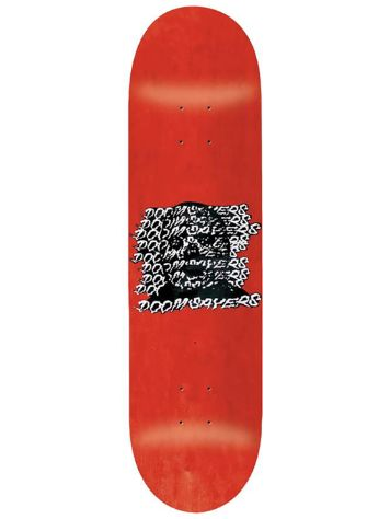 "Doomsayers Ghost Face 8.3"" Skateboard Deck"