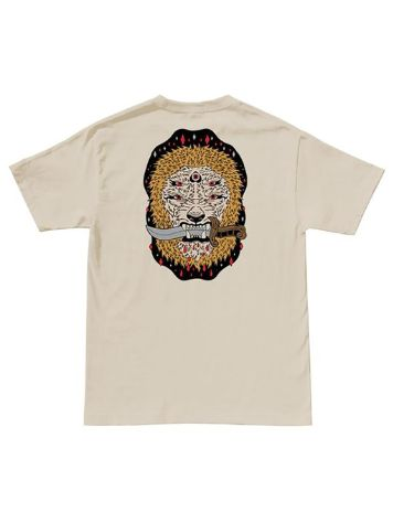 Blood Wizard Lion Guest Artist Omar Gonzales T-Shirt