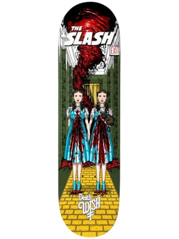 "Deathwish Slash Nightmare In Emerald City 8.25"" Sk"