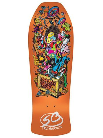 Santa Cruz Grosso Toybox Candy Metallic Orange 10""