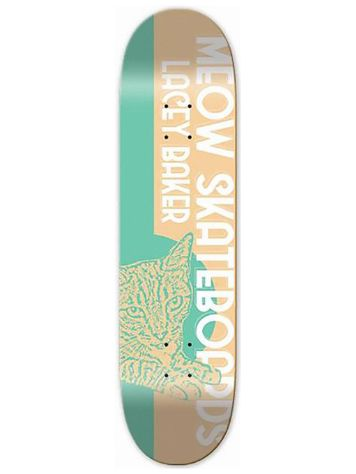 "Meow Skateboards Retro Series 7.75"" Skateboard Deck"