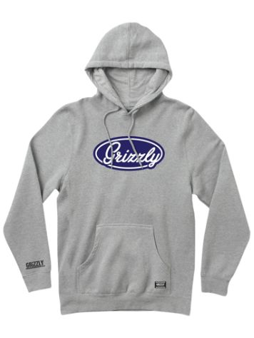 Grizzly Built To Last Hoodie