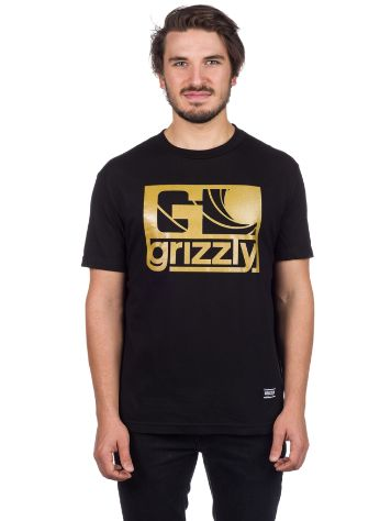Grizzly Golden Eye Camiseta