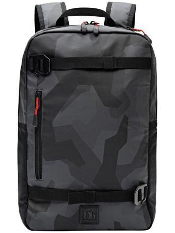 douchebags The Scholar Black Camo Backpack