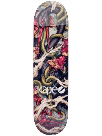 "Kape Skateboards Carboslick 7.75"" The Crane Deck"
