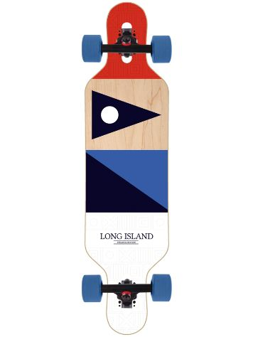 "Long Island Longboards Ahti 40"" Drop Li Compleet"