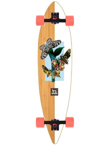 "Long Island Longboards Nature 38"" Pintail Li Compleet"