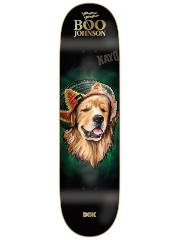"DGK Boo Spirit Animal 8.25"" Skateboard Deck"