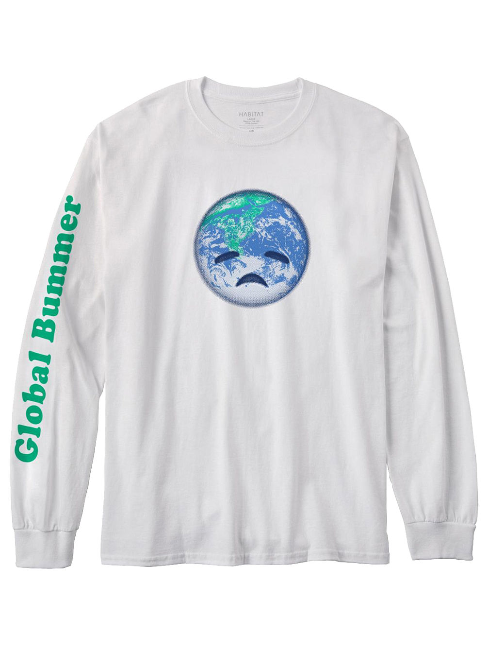 Global Bummer T-Shirt LS