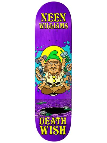 "Deathwish Neen Happy Place 8.125"" Skateboard Deck"